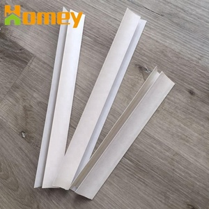 Factory Price Hot Stamping PVC Ceiling Panel accessories corner clips techo cielo pvc