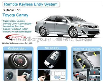 Car Immobilizer Remote Car Starter For Toyota Camry Buy Universal