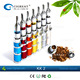 dry herb/wax vaporizer,popular e cigar,wireless charge electronic cigarette