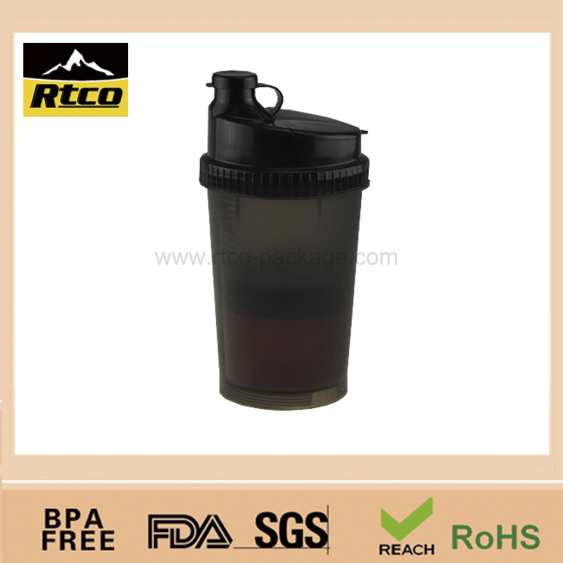 Shaker Bottle for Mixing nutrition powder