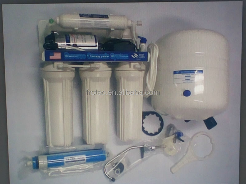 RO or UF Rerverse Osmisos or Ultra Filtration Home Water Filtration Systems