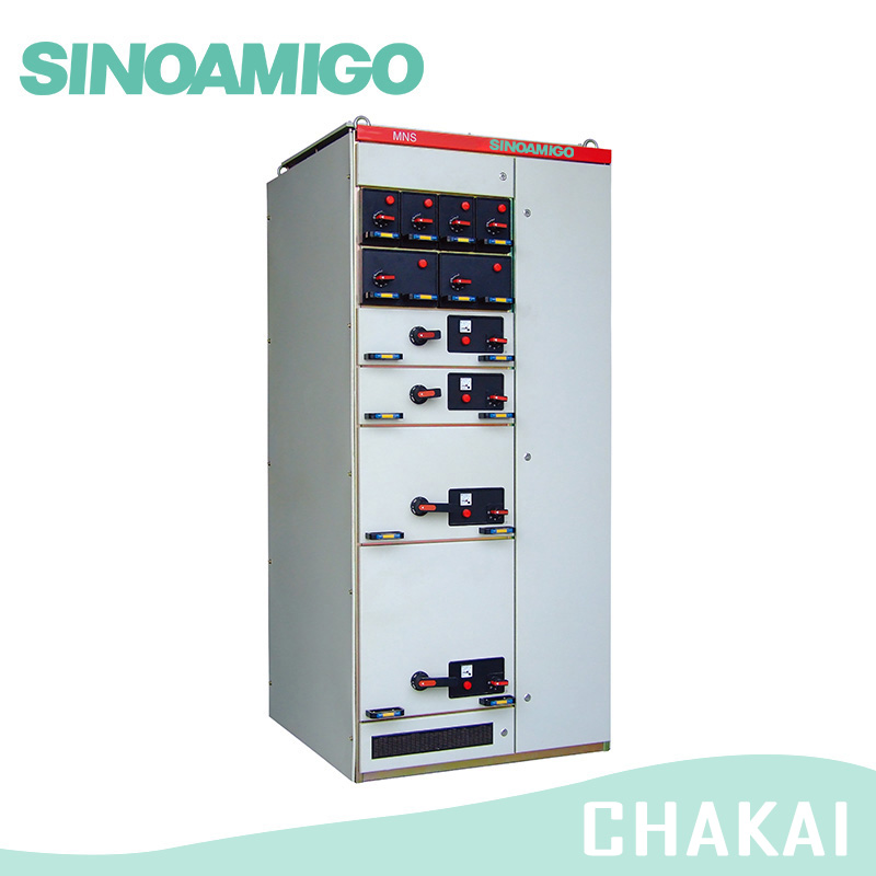 China's fastest growing factory best quality MNS Indoor Low Voltage Withdrawable switchgear 12kv switchgear