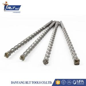 Hot sales Professional Quality SDS Drill Bit, double flute with cross head