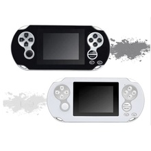 Mini 3.0 Polegadas Tela 66 Jogos Retro PMP4 32 Bit Clássico Handheld Game Console Player de Vídeo