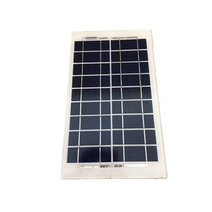 Silver or black frames are optional 6w 6v cheap solar panels