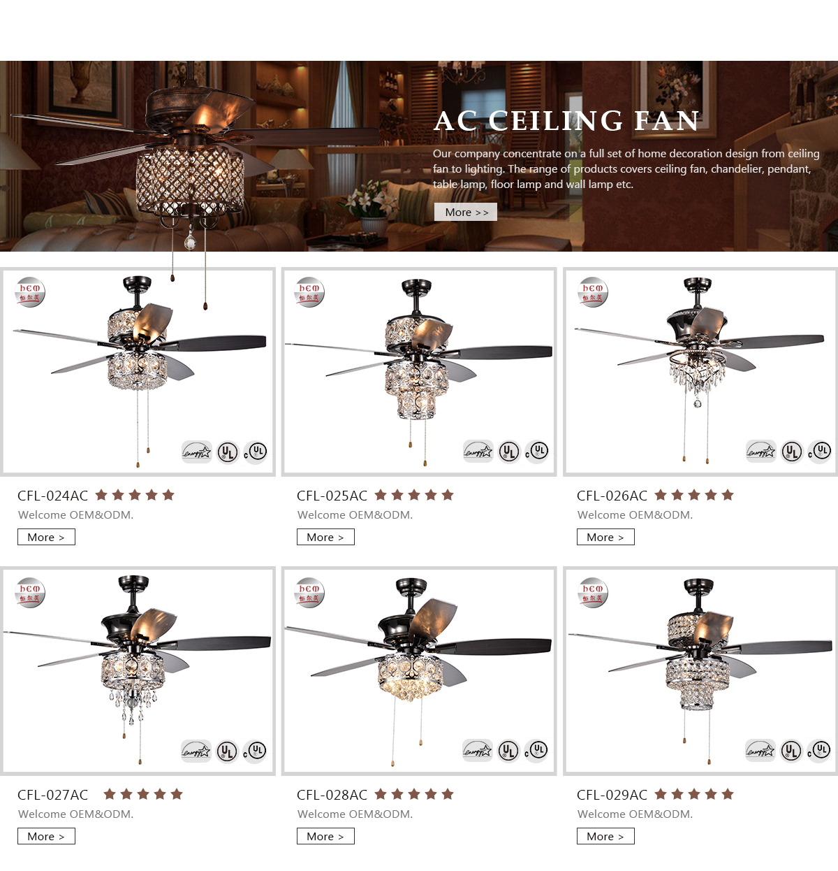Luxury Crystal Chandelier DC Motor Ceiling Fan Lamp Decorative Lighting  Ceiling Fans