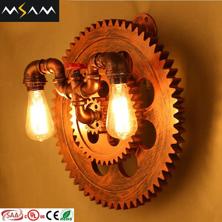 Gypsum Wall Design Lamp Power Outlet Hotel Wall Lamp Led Wall ...