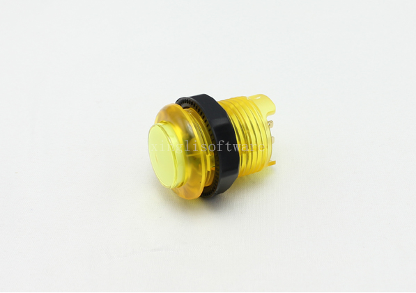 Strengthened Round Illminated Push Button(5V/12V)inner w/LED lamp
