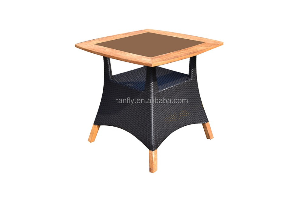 Fabulous Luxury Outdoor Furniture Square Rattan Dining Table And Chairs Teak Wood Buy Outdoor Furniture Rattan Dining Table And Chairs Rattan Dining Table Caraccident5 Cool Chair Designs And Ideas Caraccident5Info