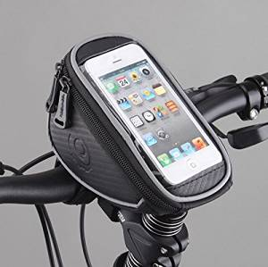 Roswheel 1.2L Waterproof Bike Cycling Front Frame Handlebar Bag / . Roswheel 1.2L Waterproof Bike Cycling Front Handlebar Bag Touch Screen for Cellphone Phone . s: Suitable for cellphone