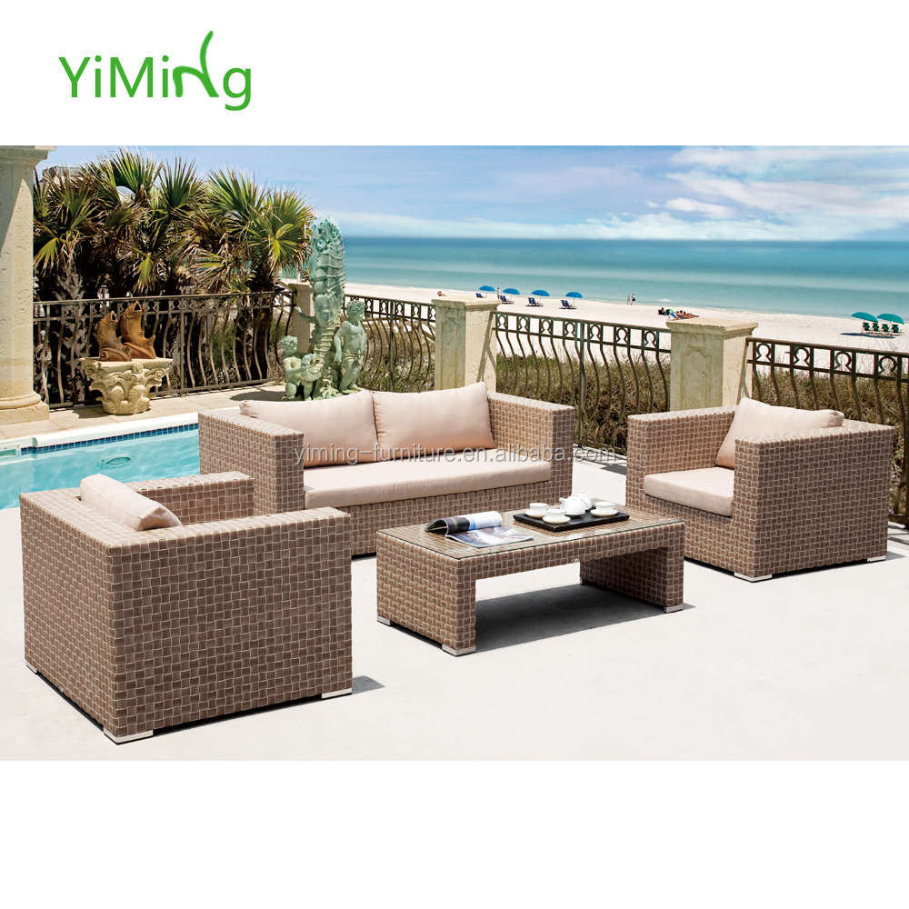 Groovy 4 Piece New Hotel Synthetic Wicker Rattan Garden Sofa Set Buy Rattan Garden Sofa Set Lounge Sofa Outdoor Garden Furniture Lounge Sofa Outdoor Home Interior And Landscaping Ferensignezvosmurscom
