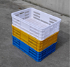 Heavy Duty Stacking book bottle plastic crate 605*415*180mm