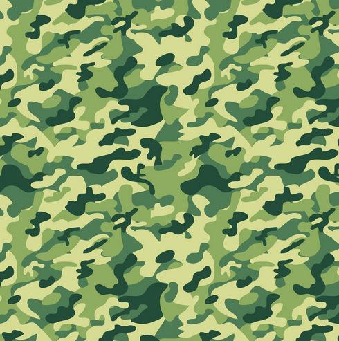 Customizable-camouflage-pattern-wallpaper-dark-green ...