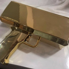 [REAL PHOTO]Original Factory Logo OEM CHROME gold black color surpreme Cash Cannon Money Gun