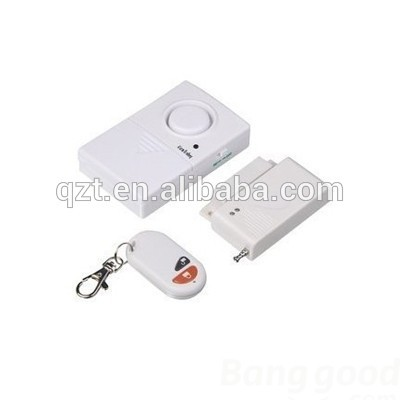 easy installation 30m wireless remote control home security window door alarm