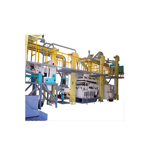 5ZT 1T 3T 5T 6T/H Oilseed Corn Soybean Cotton Seed Cleaning Sorrting Processing line