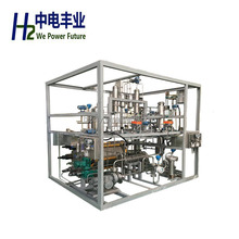 hydrogen generator with capacity from 5 to 600 N.m3/h manufacturer supplied alkaline hydrogen generator