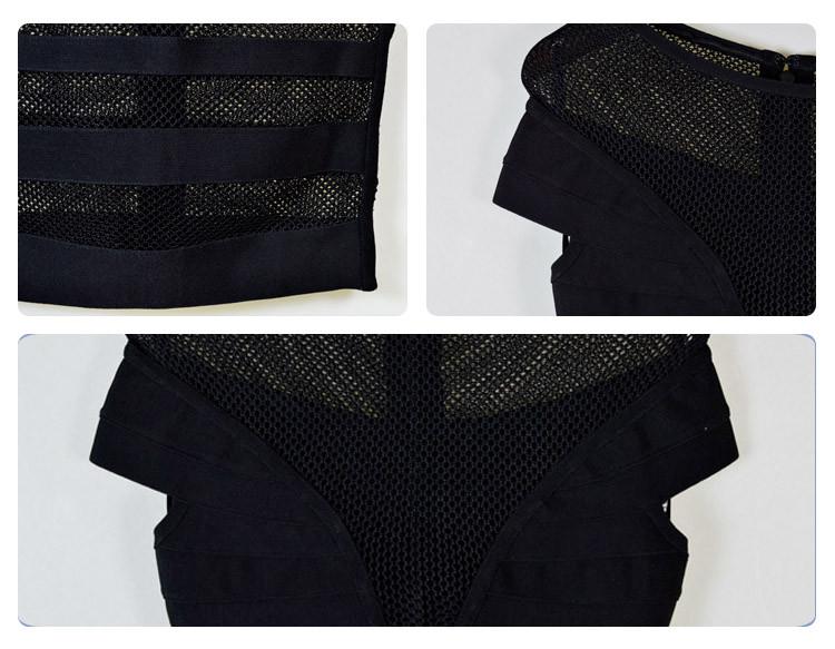 acef161141178 2016 Moda Kadın Kulübü Abiye Yaz Seksi Bandaj Elbise - Buy Seksi ...