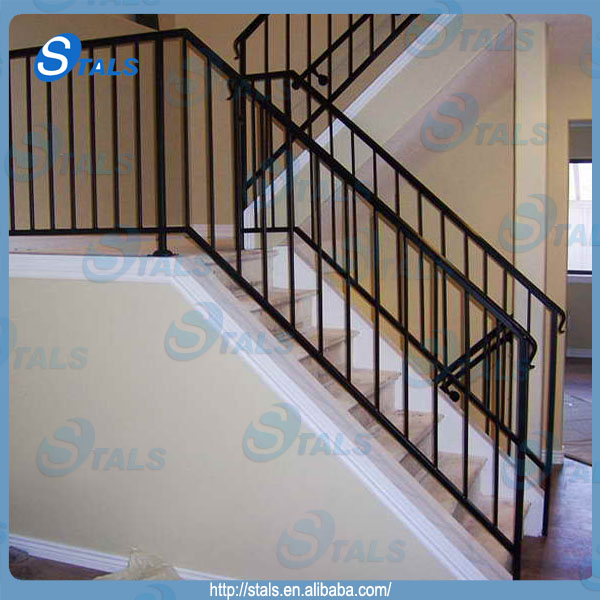 Factory Custom Prefab Metal Stair Railing   Buy Prefab Metal Stair Railing, Prefab Metal Stair Railing,Prefab Metal Stair Railing Product On Alibaba.com
