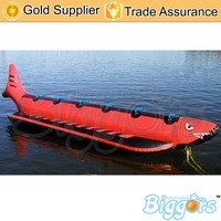 Hot Selling Adult Red Boat The Boat PVC Inflatable Boat