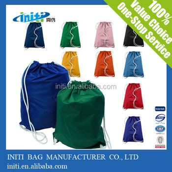 Cloth Drawstring Bags Cloth Carrying Bag Personalized Drawstring ...