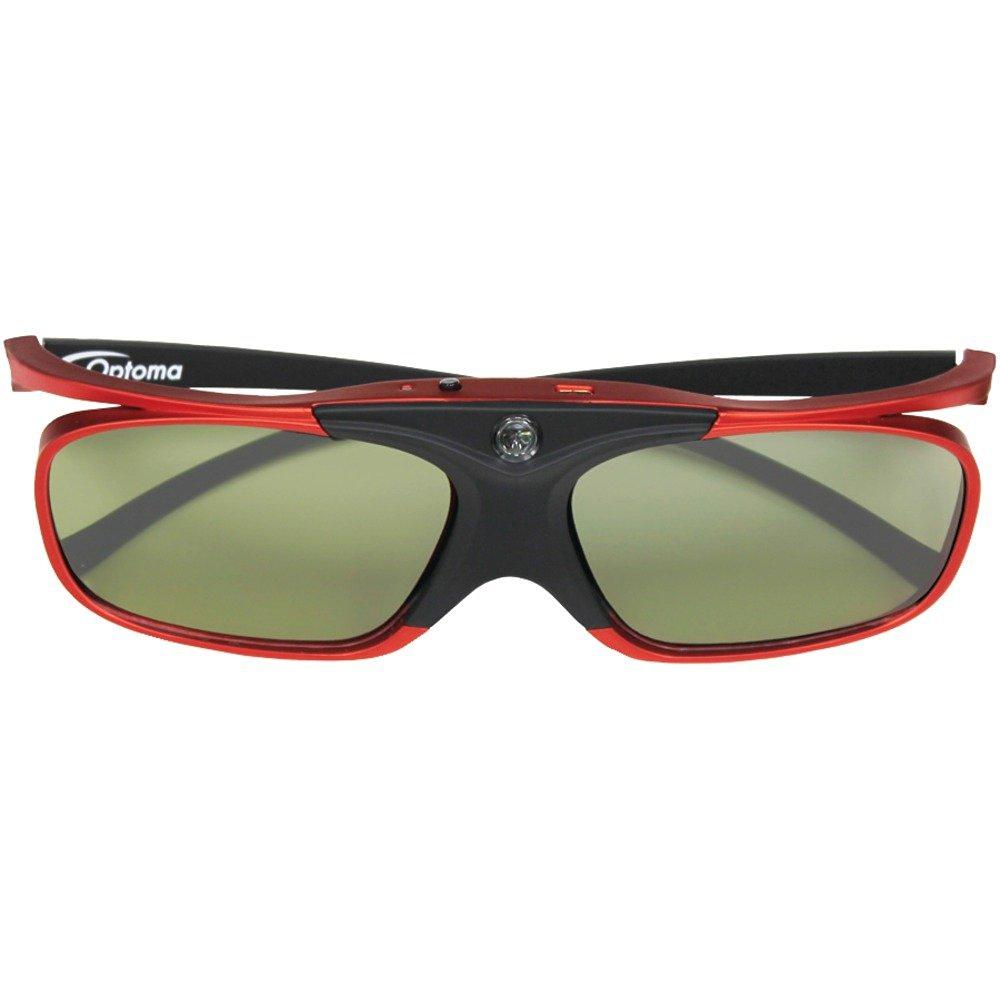 1 - DLP LINK ACTV 3D GLASSES, ZD302 DLP(R) Link(TM) Active Shutter 3D Glasses, Lightweight design for a comfortable fit, , , , …