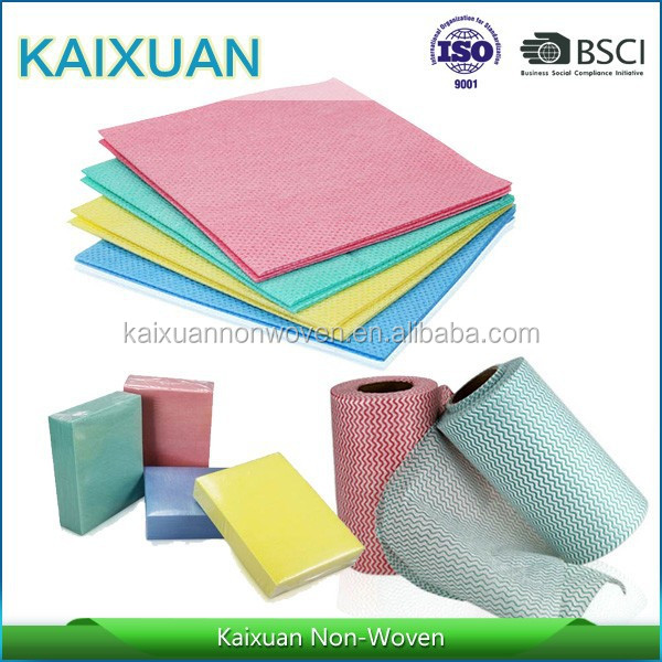 Universal Soft Touch Nonwoven Cleaning Wipe
