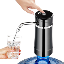 2018 New Design Portable Wireless Electric Drinking Water Bottle Pump for 5 Gallon Bottle Water Pump in Water Dispenser