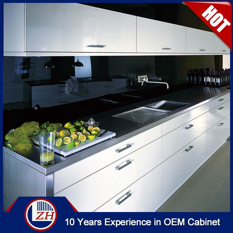 Apartment Kitchen Units: Apartment Kitchen Units Laminated Plywood Kitchen Cabinet