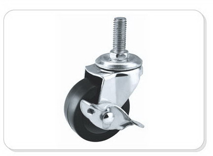 Furniture Locking Caster Wheel/ Decorative Furniture Casters/ Casters And  Wheels Made In China
