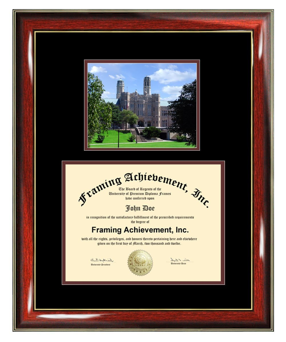 Lehman College Diploma Frame CUNY City University of New York Graduation Degree Frame Matted Certificate Plaque University Framing Graduate Gift