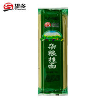500g Chinese coarse grain noodles healthy coarse cereal dried noodles fine noodle