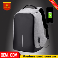 FLAMEHORSE hiking backpack computer backpack outdoor mountain travel bag logo custom camping USB backpack