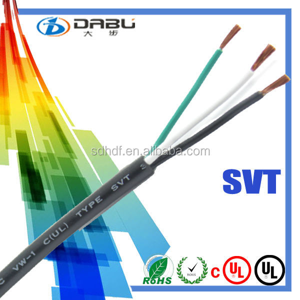 American Market Ul Standard Major Appliance Power Cable