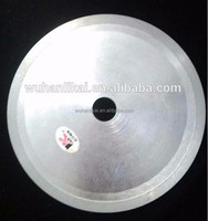 electroplated diamond lapidary blade