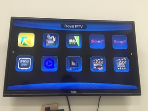 Tiger Royal IPTV account One Year Subscription