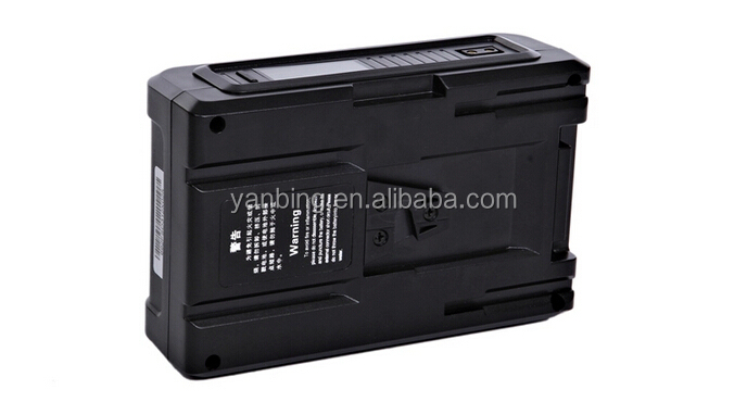 Photographic Equipment Camcorder Lithium Battery BP130SL 8800mAh with LED display