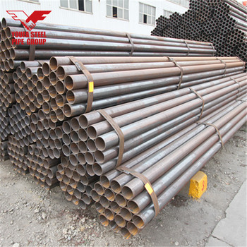Circular Profile Steel Erw Welded Steel Tube With 1/2 Inch To 10 Inches  Diameter - Buy 10 Inch Steel Pipe,Steel Tube 10 Inch,Round Hollow Section  Tube
