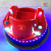 Durable electric bumper cars for kids
