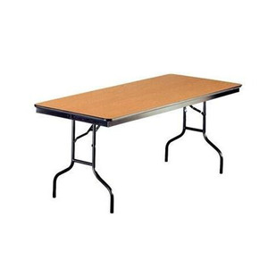 Rectangular style used banquet tables,wholesale restaurant banquet table