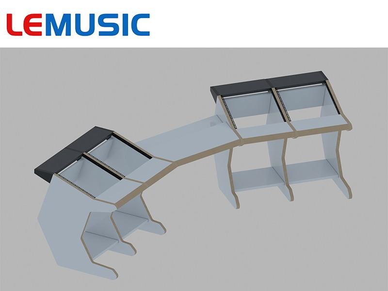 wholesale furniture china alibaba hot sell fashion music production desk studio desk - Music Production Desk