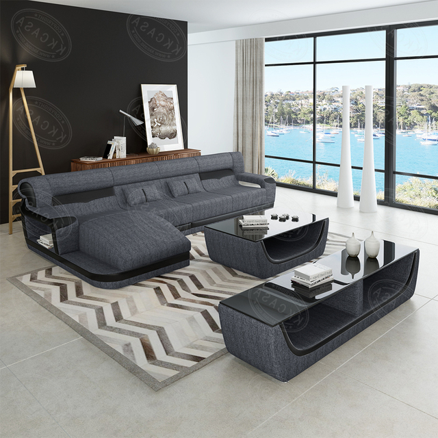 Fashional Family Living Room Cheap Discount Italian Leather Furniture