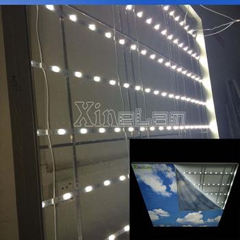 Big light box sign direct-lit backlit 24 volt LED light bar