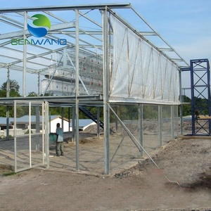Used Steel Chicken House Trusses Wholesale, Trusses