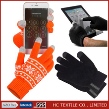 Personalized Winter Text-Touch Gloves Smartphone Gloves