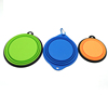 The lowest price pet accessories bowl personalized silicone face set personalized dog
