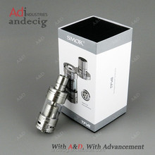 2015 Hottest product !!!Authentic SMOK TFV4 is one of the best tank system in the world with all-new designs like Smok TfV4