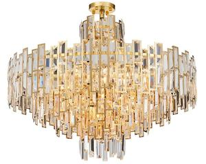 MD160-80R Stainless steel lustre moderne crystal chandelier parts luxury pendant light chandelier