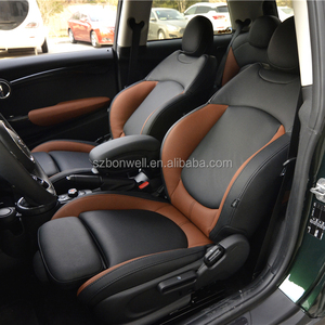 High Quality Genuine Leather Car Seat Covers Design For Toyota HILUX