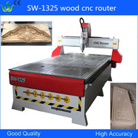 SW-1325 cnc router wood door/1325 wood cnc router/china cnc router wood carving machine
